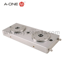 Centering base plate-double 3A-110032